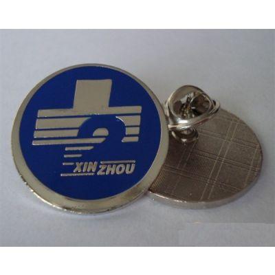 供应佛山西服上的胸章,西装上的品牌企业标徽,设计制作.