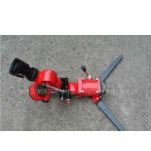 供应移动式水力自摆消防炮