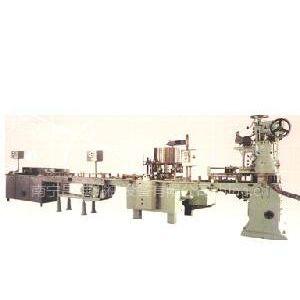 供应昌雄机械灌装封罐流水线/液体灌装机/膏体灌装机