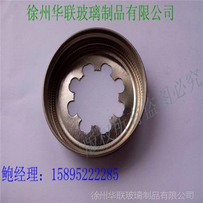 新款金属盖 螺纹马口铁盖 螺纹铝盖 外卷边盖 密封盖各种型号瓶盖