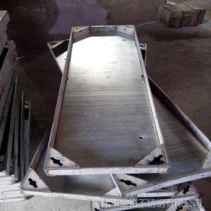 供应大量批发各类不锈钢井盖及其他不锈钢 冲压制品格