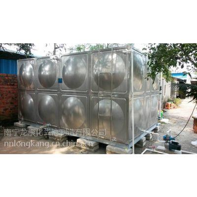 供应防城港不锈钢消防水箱生产制造
