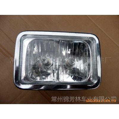 汽摩配件加工(图)  JD125双大灯 摩托车大灯