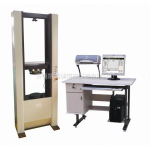 供应微机控制弹簧拉压试验机,有效显示图表的绘制、操作简单,平均刚度的自动计算、公差带图标显示