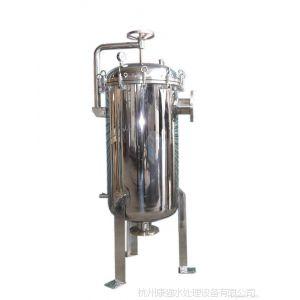 供应广泛运用于酒行业的无纺布袋式过滤器-多袋式过滤器-厂家定制