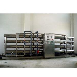 时产40吨反渗透水处理设备