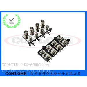 供应BNC-2*4PORT高清视频光端机连接头