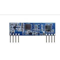 供应高灵敏度去噪声ASK/OOK超外差无线接收模块RXB9