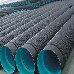 供应烟台HDPE双壁波纹管供应商 烟台HDPE双壁波纹管批发价格
