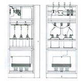 供应低压晶闸管自动投切滤波补偿装置(TSF)