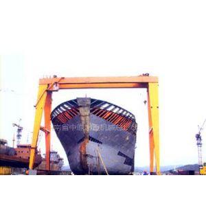 供应造船厂门式起重机