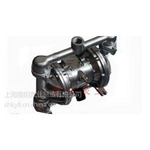 供应QBK不锈钢气动隔膜泵