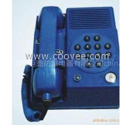 供应KTH3矿用防爆电话机