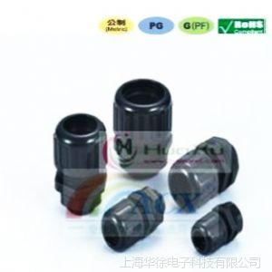 供应M12 强力防水浪管接头.IP68型软管防水接头.仿进口型波纹管接头