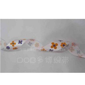 供应涤纶印花织带厂家-印花织带-多博织带厂