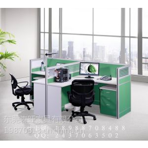 供应办公屏风职员桌