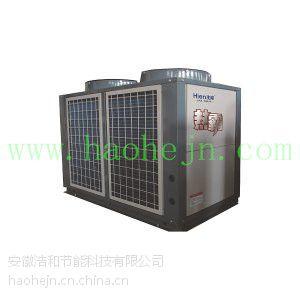 合肥哪家做宾馆酒店旅馆空气能热泵热水器系统工程
