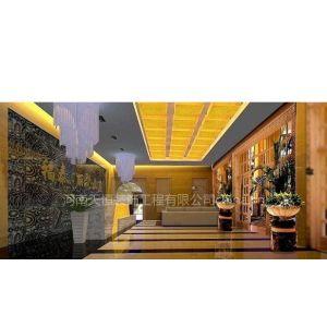 供应郑州售楼部装修公司 售楼部装饰设计特色