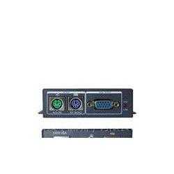 供应供应浩泰-PS2接口50-100米中短距离KVM网线延长器