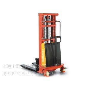 供应半电动堆高车,诺力电动升高叉车,浙江诺力半电动叉车SPN1016/1025/1030