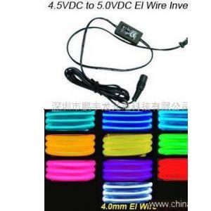 EL冷光线,EL发光线,电子闪光饰品,闪光饰品,圣诞装饰