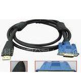 供应HDMI转VGA线 高清连接线 视频转换线