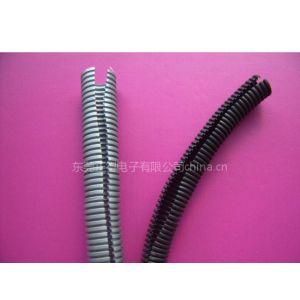 供应厂家直销PP阻燃防火型塑料波纹软管/汽车线束波纹管