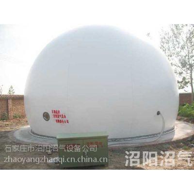 供应厂家供应沼阳沼气设备双膜储气柜 软体储气池