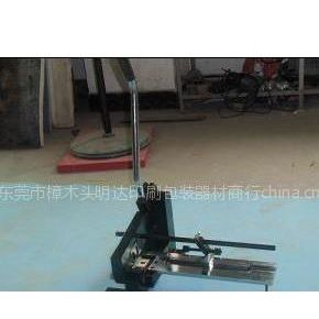 供应印刷刀模机器切刀机截切机弯刀成型机批发