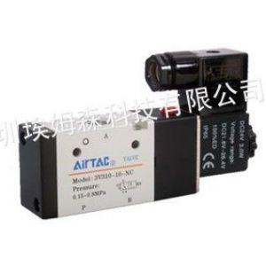 供应AIRTAC亚德客3V300电磁阀/亚德客3V310-08二位三通电磁阀