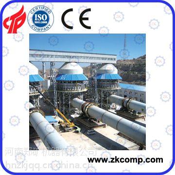 供应日产200t/d--800t/d石灰生产设备