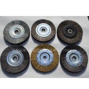 供应厂家直销钢丝轮|平行钢丝轮|规格、价格查询