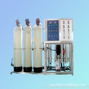 供应小区楼层供水处理设备 机场人员饮用纯水设备 宾馆反渗透设备价格