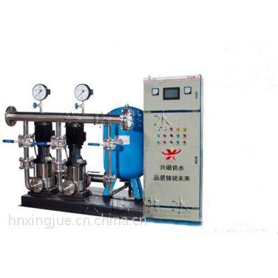 德宏全自动变频恒压供水设备