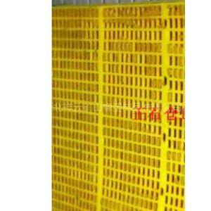 供应聚氨酯筛板红色黄色聚氨酯耐磨筛板