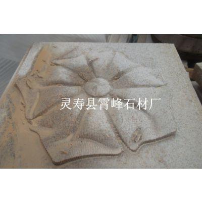 厂家直销河北小米黄石材、小米黄花岗岩价格、碧波黄荔枝面