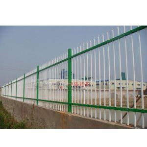 供应围墙护栏,热镀锌管制作,表面静电喷涂,颜色可搭配,不褪色