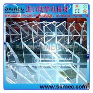 供应韩国MEC透明防静电亚克力板|抗UV抗静电亚克力板