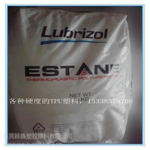 供应透明TPU美国路博润5715塑胶原料油墨级TPU颗粒 注塑级TPU材料