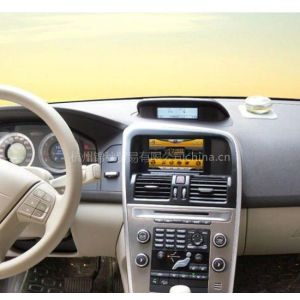 杭州富威沃尔沃XC60专用导航 GPS导航 沃尔沃XC60升级手写导航 杭州沃尔沃安装富威导航