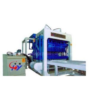 供应QT10-15型混凝土液压砌块成型机