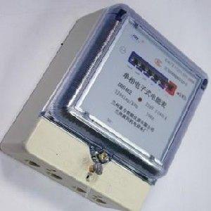 供应【图片】甘肃单相电子式有功电能表 三相电子式有功电能表