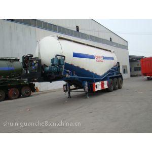 供应供应散装水泥罐车:轻量化、卸料快