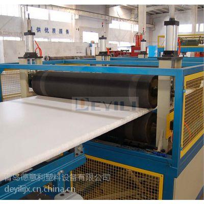 专业XPS保温板生产线 板材挤出机 青岛塑机 小机型
