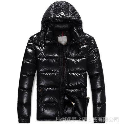 供应2014欧美精品男女同款品牌情侣羽皇羽绒服欧美风男士外套女士外套