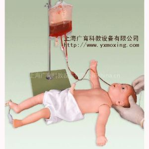 供应高级婴儿全身静脉穿刺模型