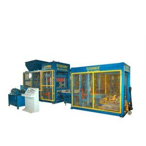 全自动砌块成型机系列设备专业制造商--裕洲的制
