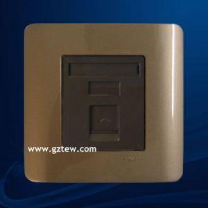 供应施耐德轻点E8431RJS/5 SZ 报价施耐德丰尚系列开关插座 施耐德轻点面板