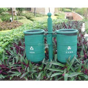 供应优质户外垃圾桶 广州优质垃圾桶厂家供应户外铁垃圾箱