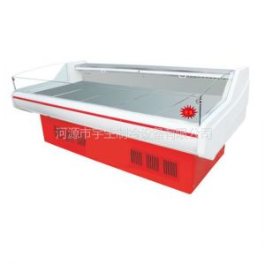 供应上海品牌超市冷鲜肉冷柜,超市豆制品冷柜热卖产品